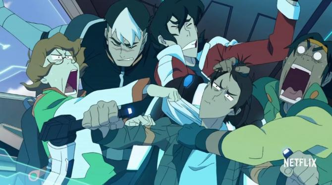 voltron-legendary-defender anime influence