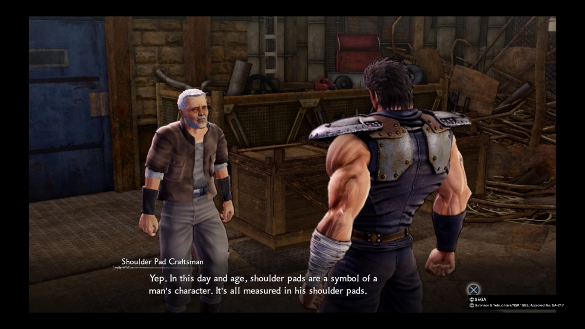 Fist of the North Star: Lost Paradise_20181020143651