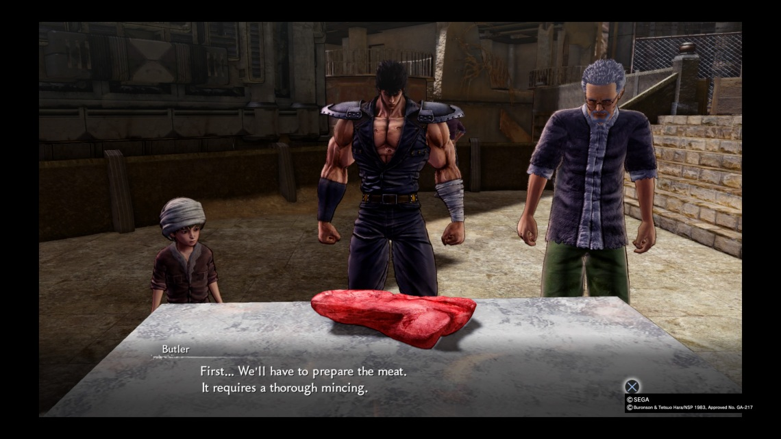 Fist of the North Star: Lost Paradise_20181109164633